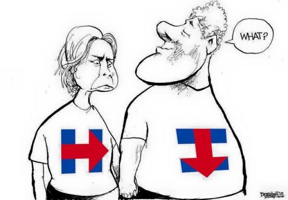 Hillary campaign slogan fail