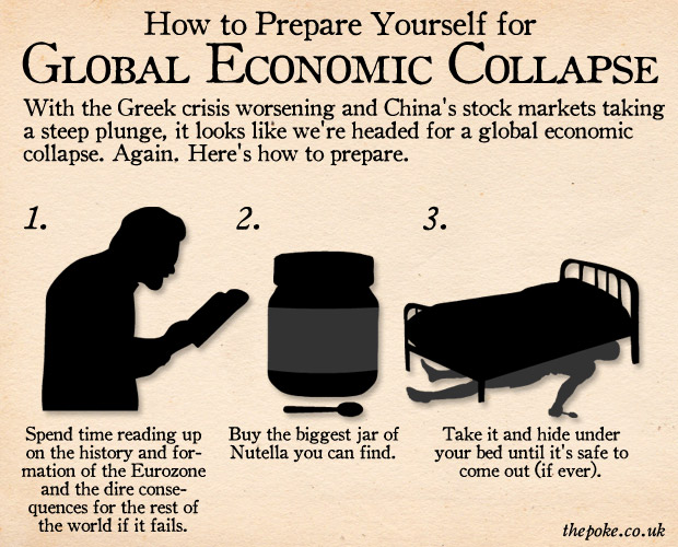Economic collapse survival guide