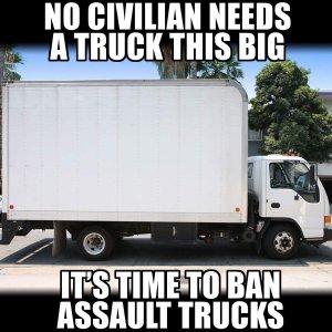 truck control