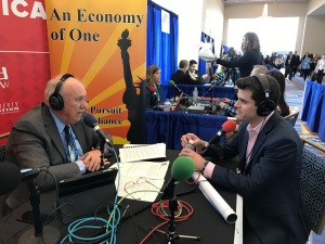 President of Consumers' Research, Joe Colangelo on An Economy of One with Gary Rathbun, CPAC 2017
