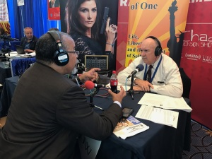 Ken Blackwell with Gary Rathbun on An Economy of One | CPAC 2017 |