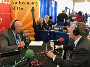 Former US Ambassador to the UN, John Bolton, on An Economy of One with Gary Rathbun, CPAC 2017